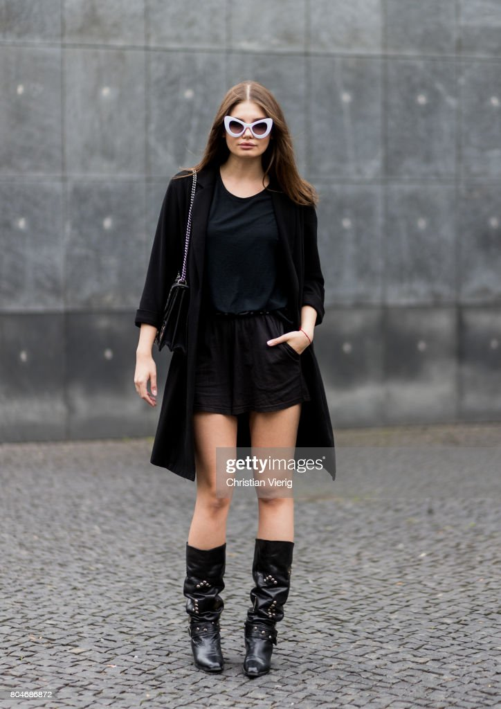 Street Style In Berlin - June 2017 Photos and Images   Getty Images