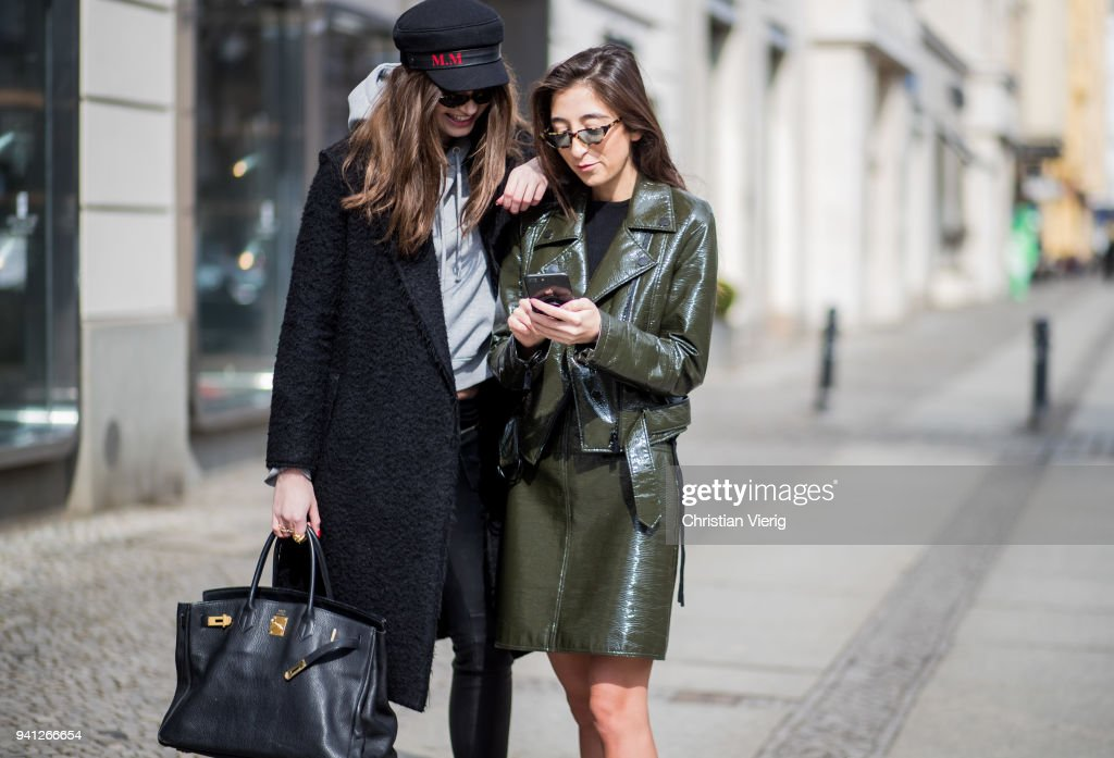Street Style - Berlin - March 30, 2018