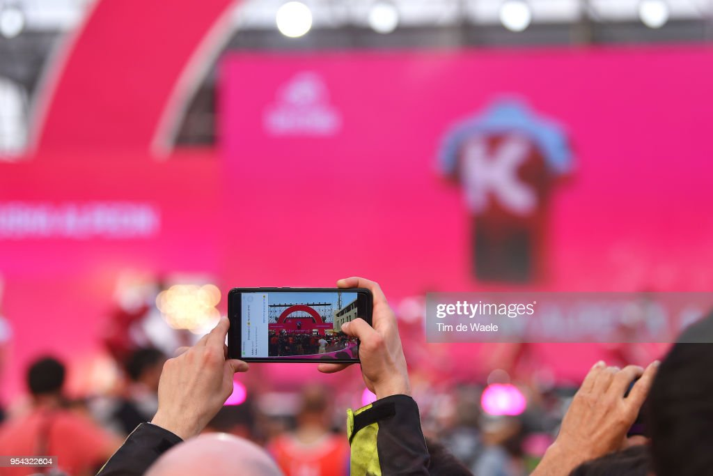 Cycling: 101th Tour of Italy 2018 / Team Presentation : News Photo