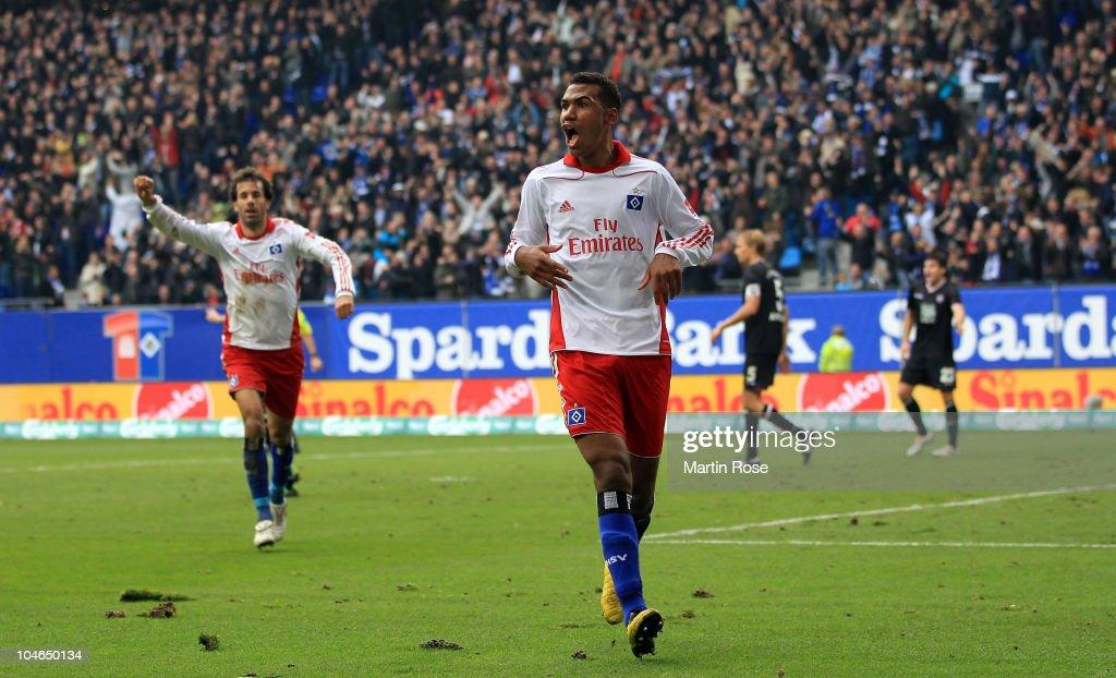 Hamburger SV v 1. FC Kaiserslautern - Bundesliga