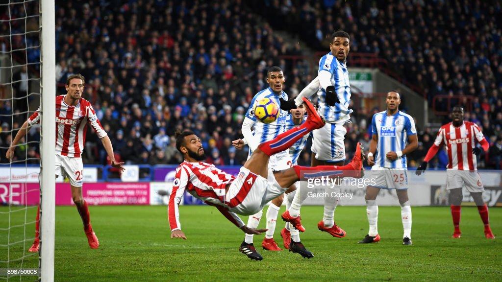 Huddersfield Town v Stoke City - Premier League