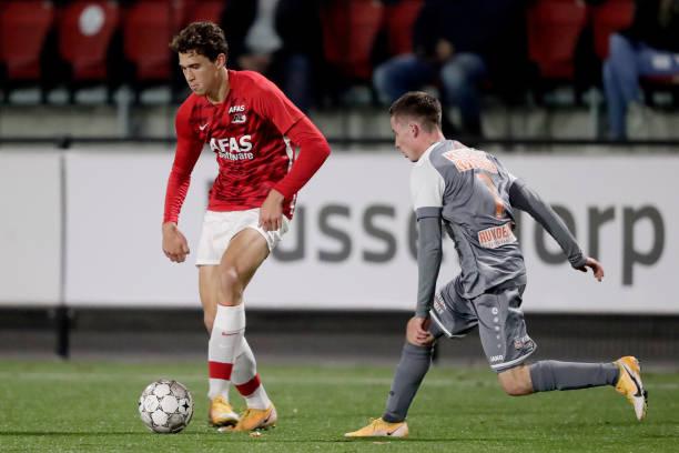 NLD: Jong AZ Alkmaar v FC Volendam - Dutch Keuken Kampioen Divisie
