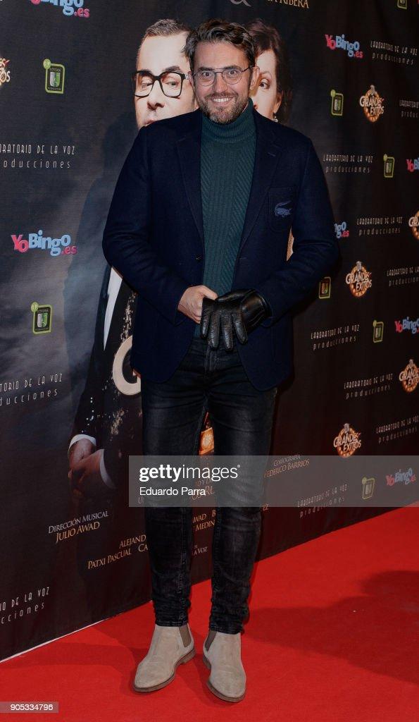 'Grandes Exitos' Madrid Premiere