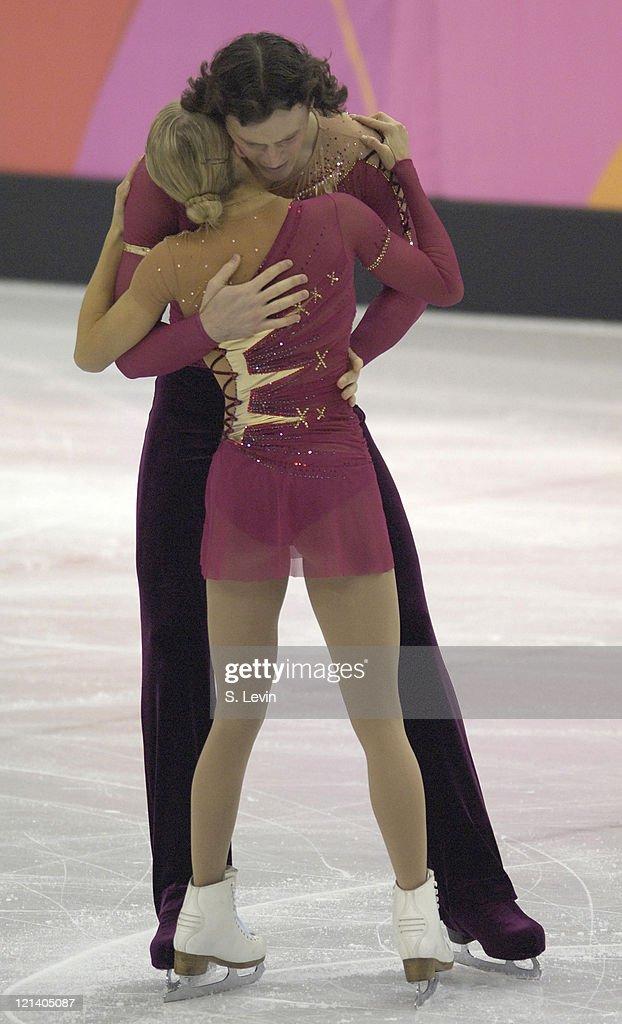 Torino 2006 Olympic Games - Figure Skating - Pairs Free Skate Program -