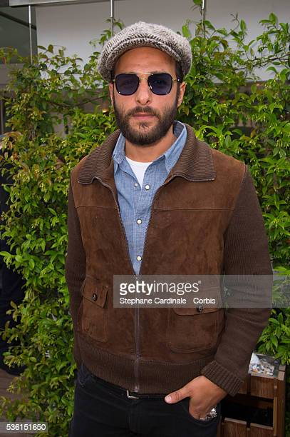 Maxim Nucci attends the 2015 Roland Garros French Open Day Nine on June 1 2015 in Paris France