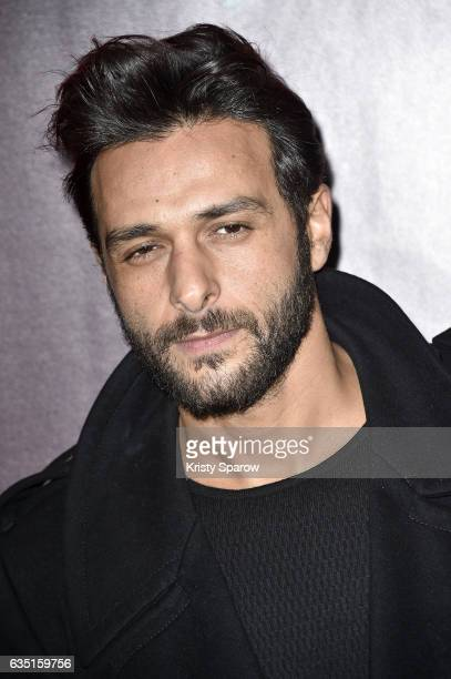 Maxim Nucci attends the 'Rock'N Roll' Premiere at Cinema Pathe Beaugrenelle on February 13 2017 in Paris France