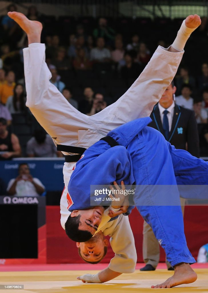 Olympics Day 6 - Judo : News Photo