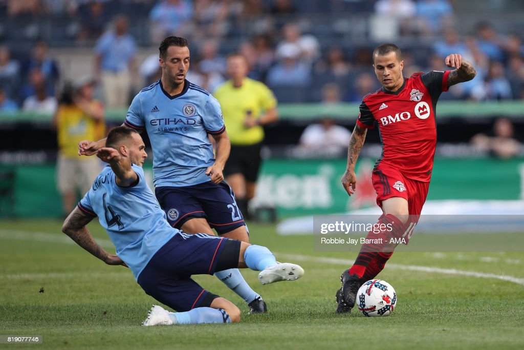 Toronto FC v New York City FC : News Photo
