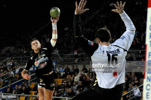 Maxime Derbier - - Istres / Chambery - 7eme journee de Division 1,
