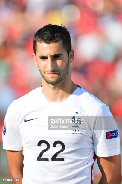 Maxime GONALONS Albanie / France Match Amical Tirana Photo Dave Winter / Icon Sport
