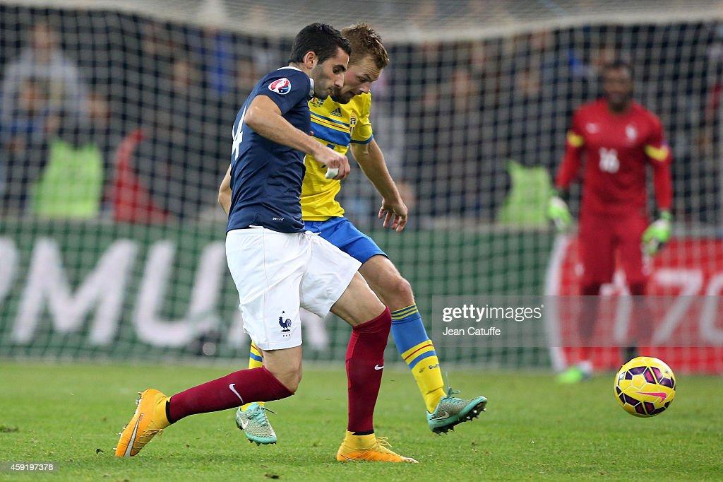 France v Sweden - International Friendly