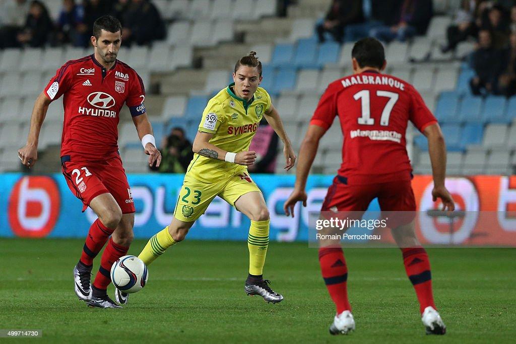Nantes FC v Olympique Lyonnais - Ligue 1