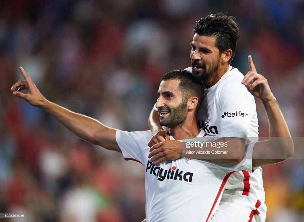 Sevilla v Sigma Olomuc - UEFA Europa League Play Off: Second Leg