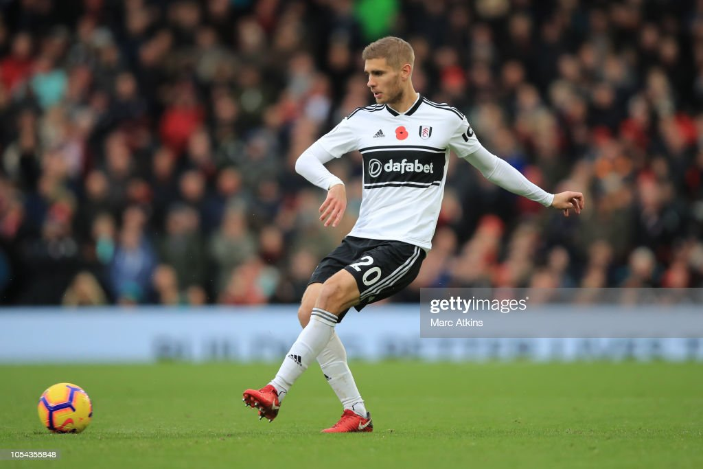 Fulham FC v AFC Bournemouth - Premier League : News Photo