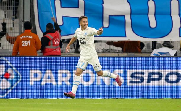 Olympique de Marseille v Olympique Lyonnais - Ligue 1