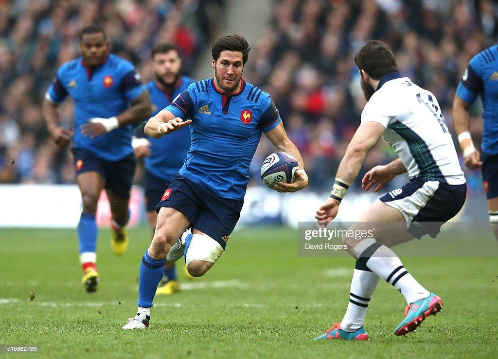 Scotland v France - RBS Six Nations