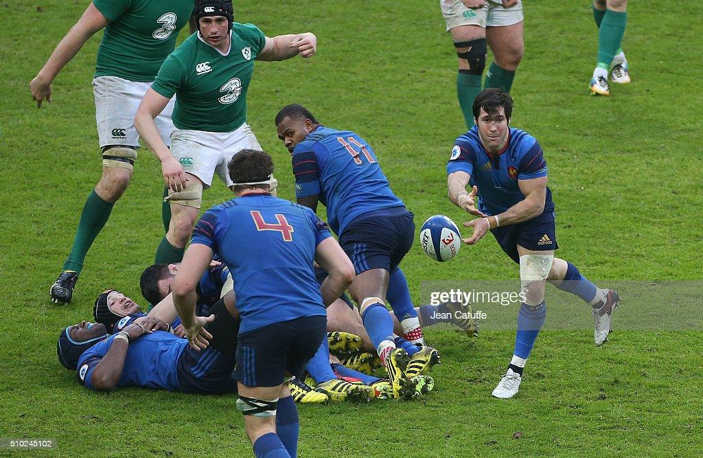 France v Ireland - RBS Six Nations