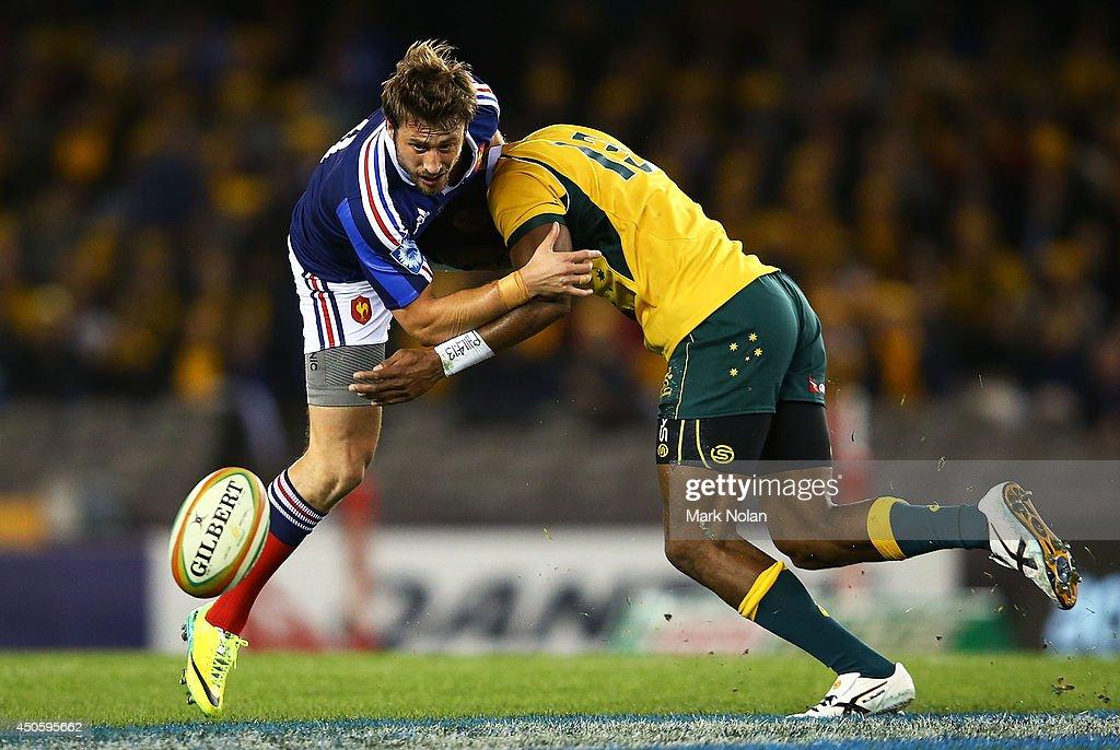 Australia v France - Second Test