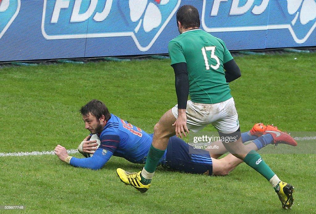 France v Ireland - RBS Six Nations : News Photo