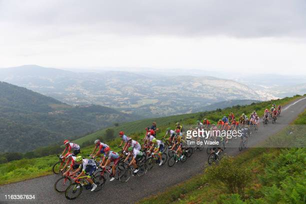 Maxime Monfort of Belgium and Team Lotto Soudal / Jasper De Buyst of Belgium and Team Lotto Soudal / Edvald Boasson Hagen of Norway and Team...