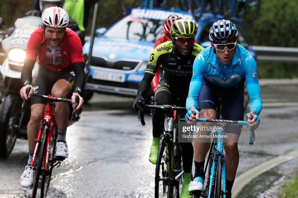 59th Itzulia-Vuelta Ciclista Pais Vasco 2019 - Stage 4 : News Photo