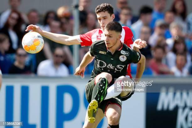NLD: Jong PSV v Sparta Rotterdam - Jupiler League