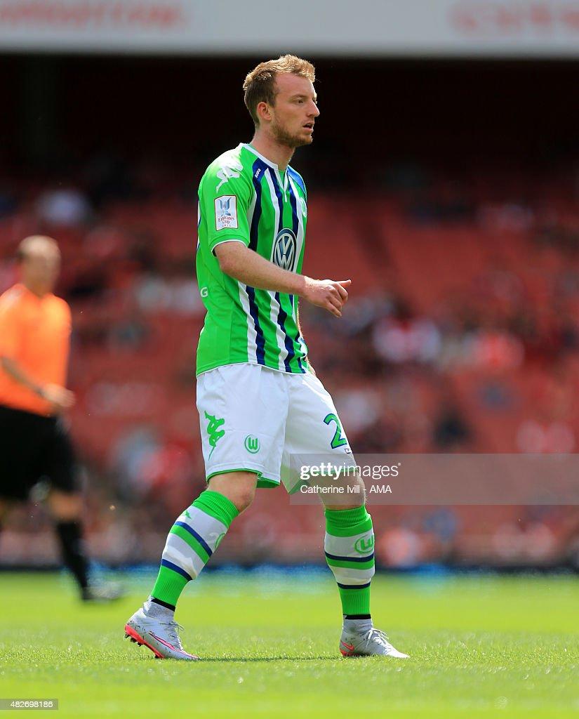 VfL Wolfsburg v Villarreal - Emirates Cup : Nachrichtenfoto