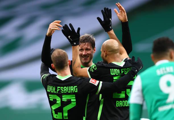 DEU: SV Werder Bremen v VfL Wolfsburg - Bundesliga