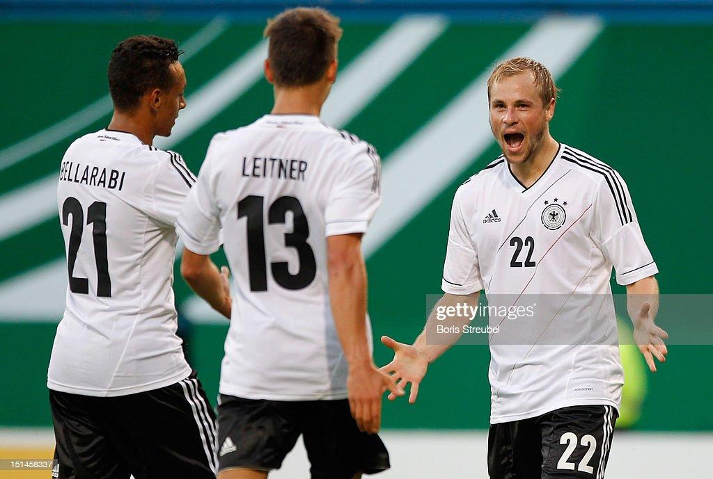 Germany v Belarus  - UEFA Under-21 Championship