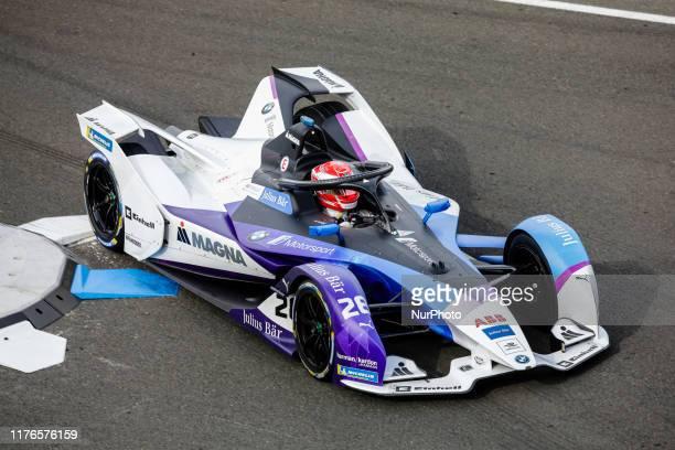 Maximilian ,BMW i Andretti Motorsport, action during the ABB Formula E Championshop official pre-season test of season six at Circuit Ricardo Tormo...