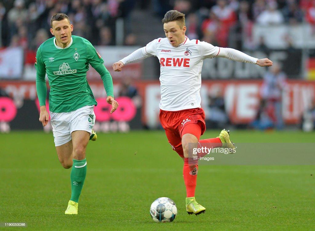 1. FC Koeln v SV Werder Bremen - Bundesliga : News Photo
