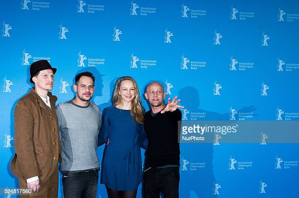 "Maximilian Erlenwein presents in 64th Berlinale Film Festival the Film ��??""Stereo""."