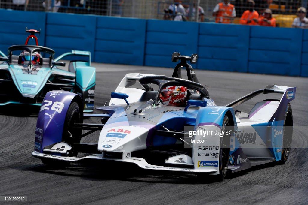 ABB FIA Formula E Championship - Santiago de Chile E-Prix : News Photo