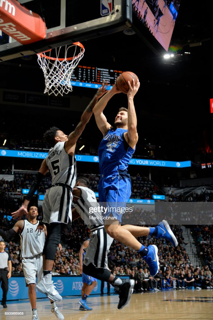 Dallas Mavericks v San Antonio Spurs