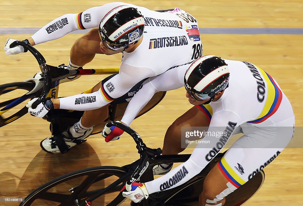 UCI Track World Championships - Day Four