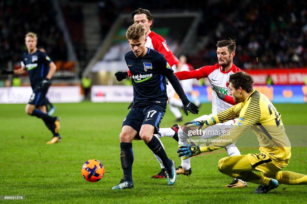 FC Augsburg v Hertha BSC - Bundesliga