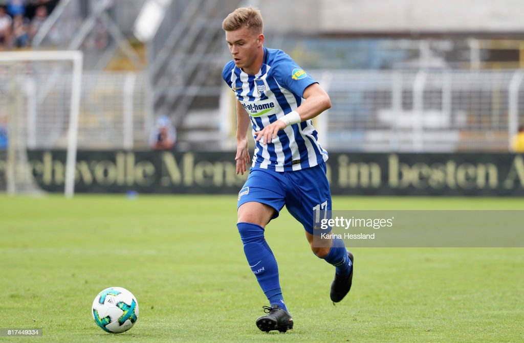 FC Carl-Zeiss Jena v Hertha BSC - Preseason Friendly