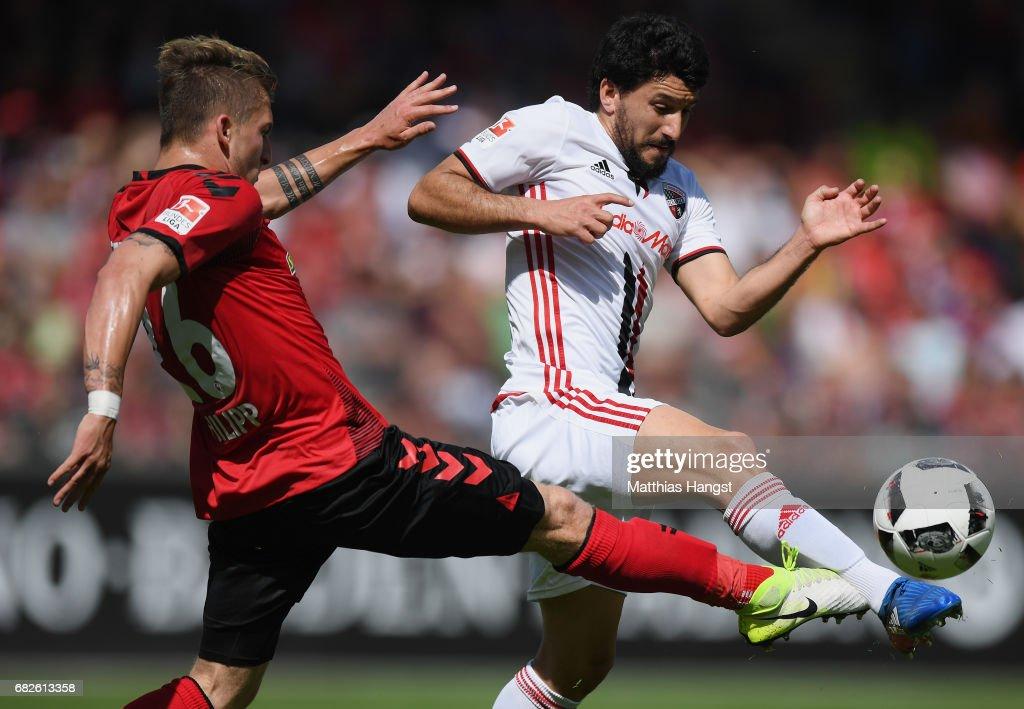 SC Freiburg v FC Ingolstadt 04 - Bundesliga : News Photo