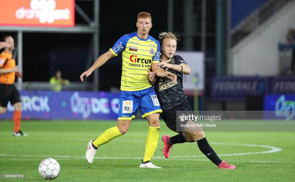 Waasland-Beveren v Sint-Truidense V.V. - Jupiler Pro League : News Photo