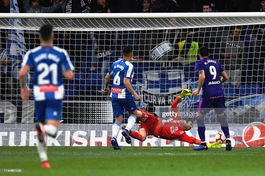 RCD Espanyol v RC Celta de Vigo - La Liga : News Photo