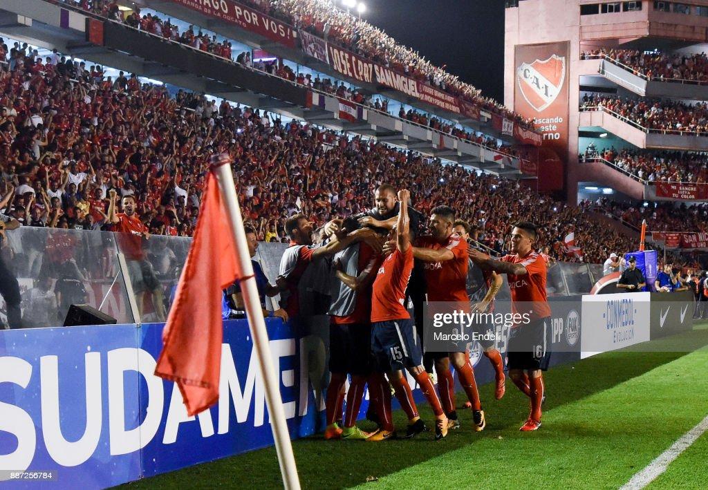 Independiente v Flamengo - Copa Sudamericana 2017 : ニュース写真