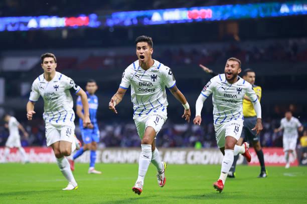 MEX: Cruz Azul v Monterrey - CONCACAF Champions League 2021