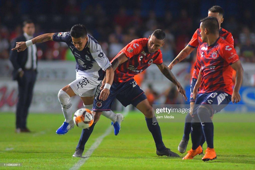 MEX: Veracruz v Monterrey - Torneo Clausura 2019 Liga MX