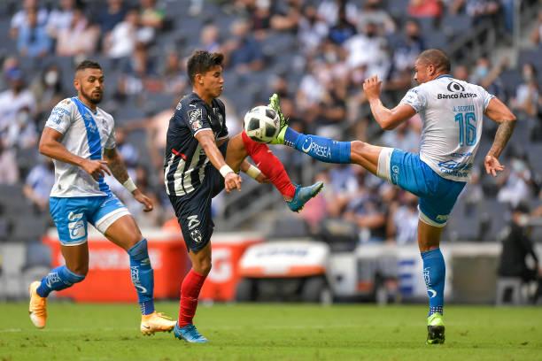 MEX: Monterrey v Puebla - Torneo Grita Mexico A21 Liga MX