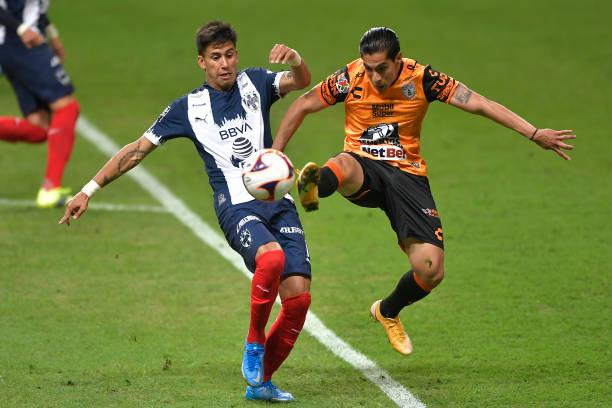 MEX: Monterrey v Pachuca - Torneo Guard1anes 2021 Liga MX