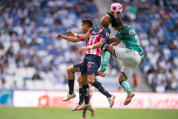 MEX: Monterrey v Leon - Torneo Apertura 2021 Liga MX