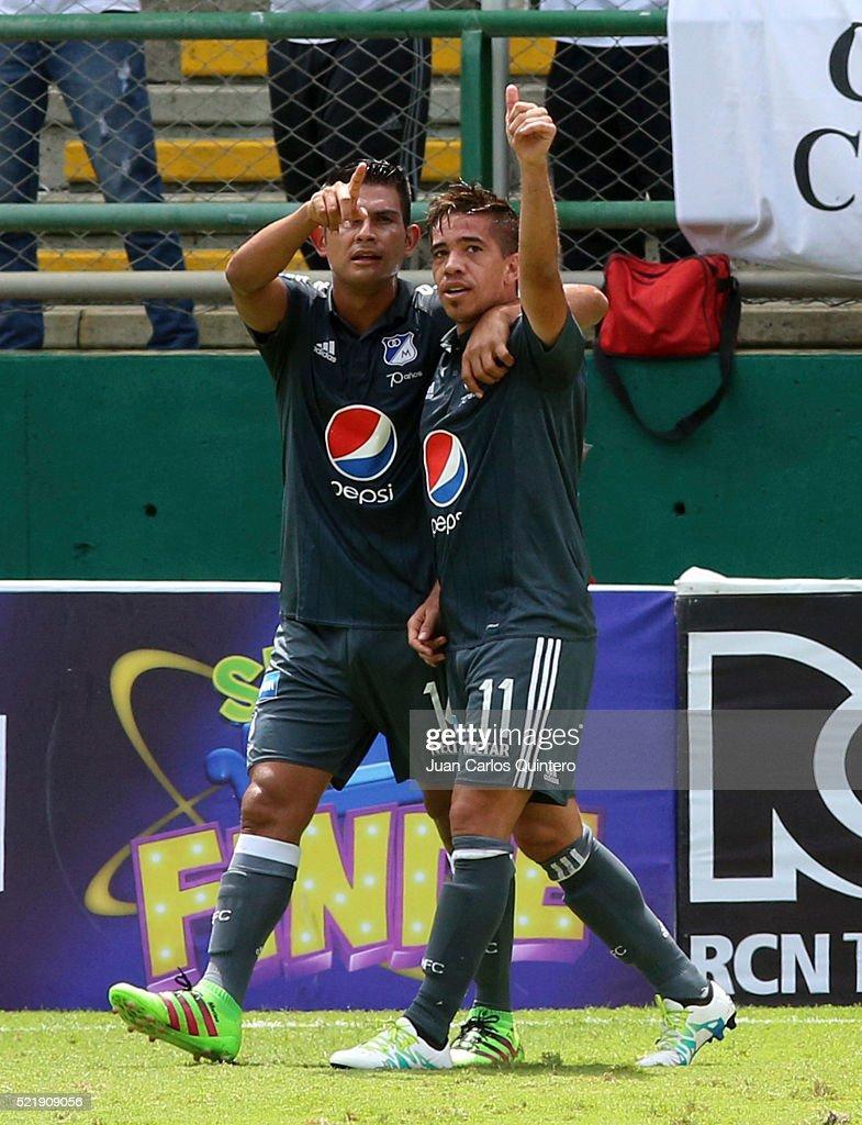Deportivo Cali v Millonarios - Liga Aguila 2016