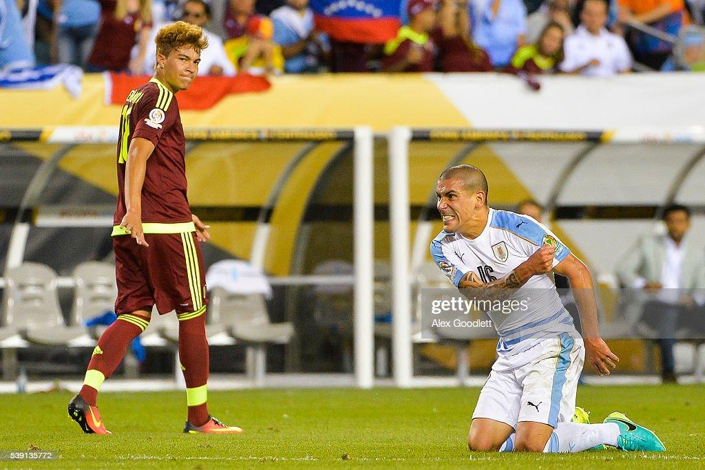 Uruguay v Venezuela: Group C - Copa America Centenario