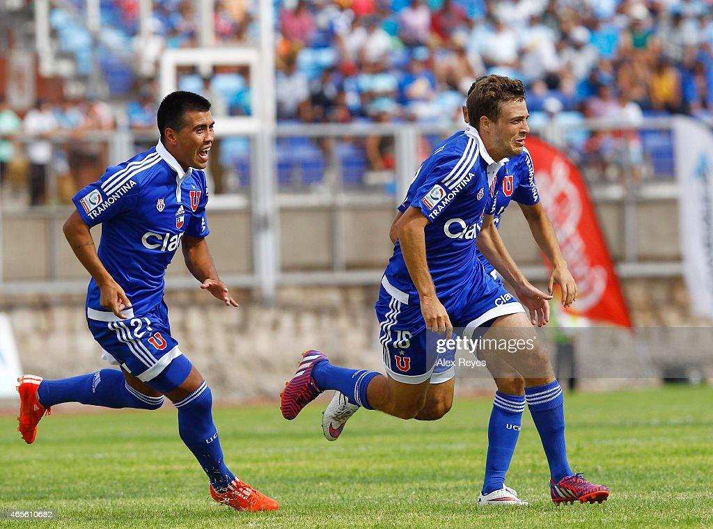 San Marcos de Arica v U de Chile - Torneo Clausura 2015