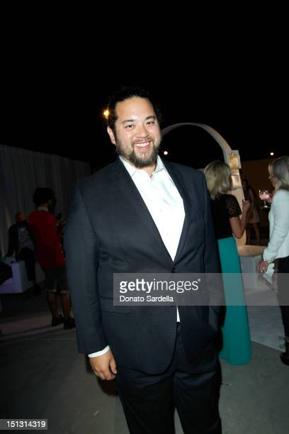 Maximillian Chow attends FENDI Baguettemania celebrating 15 Years of the Baguette at Maxfield LA on September 5 2012 in Los Angeles California